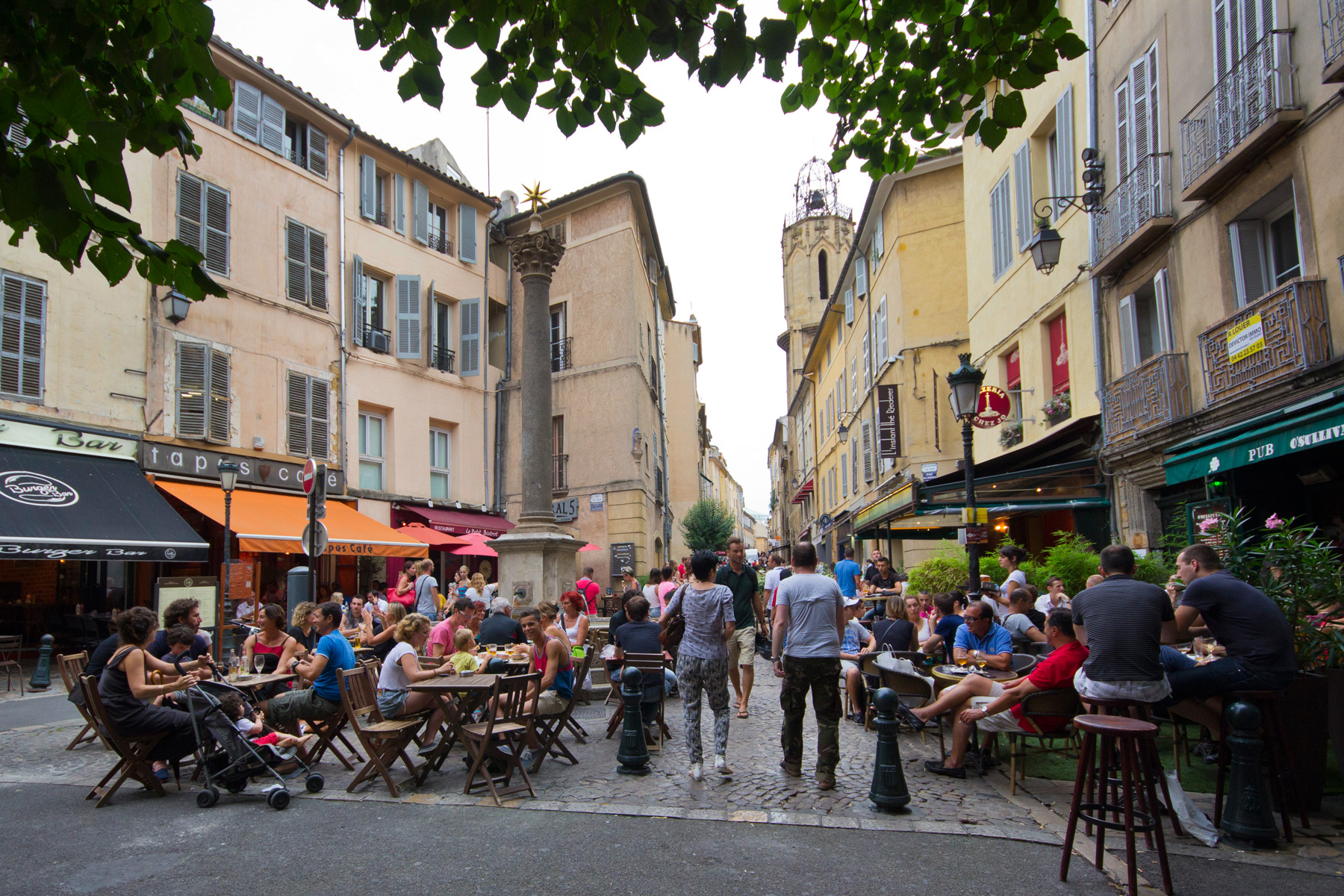 <b>Aix-en-Provence</b><br>Food Tour