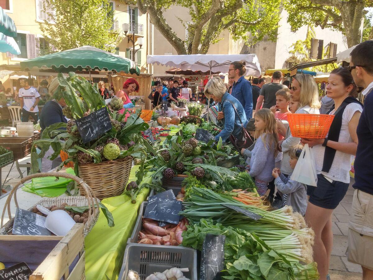 <b>Marseille</b> <br>Food Tour