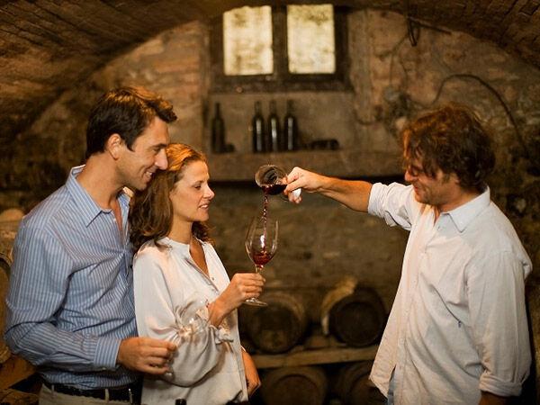 Dégustation de Vin des coteaux d'Aix