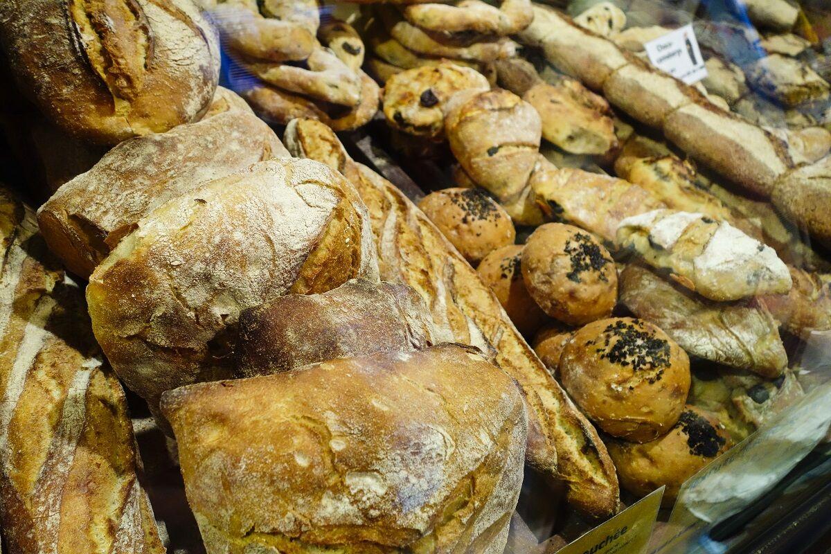 Boulangerie sur Aix