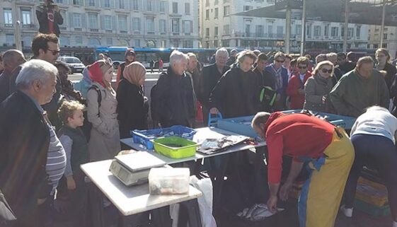 Marseille - tour gourmand 3h