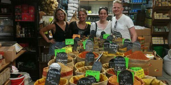 Lebensmittelladen in Marseille