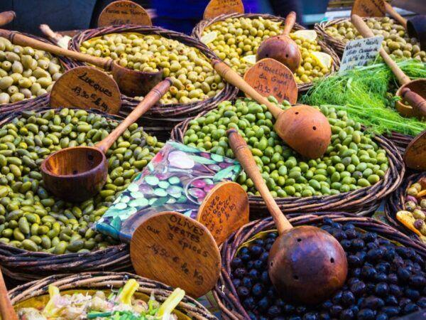 Markt von Aix
