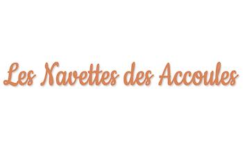 Les Navettes des Accoules Logo Orange PNG