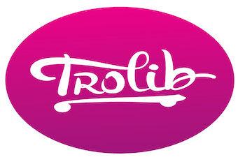 logo Trolib rond
